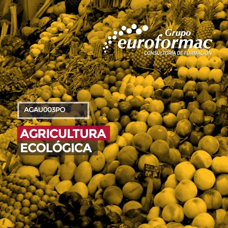 AGAU003PO - AGRICULTURA ECOLÓGICA