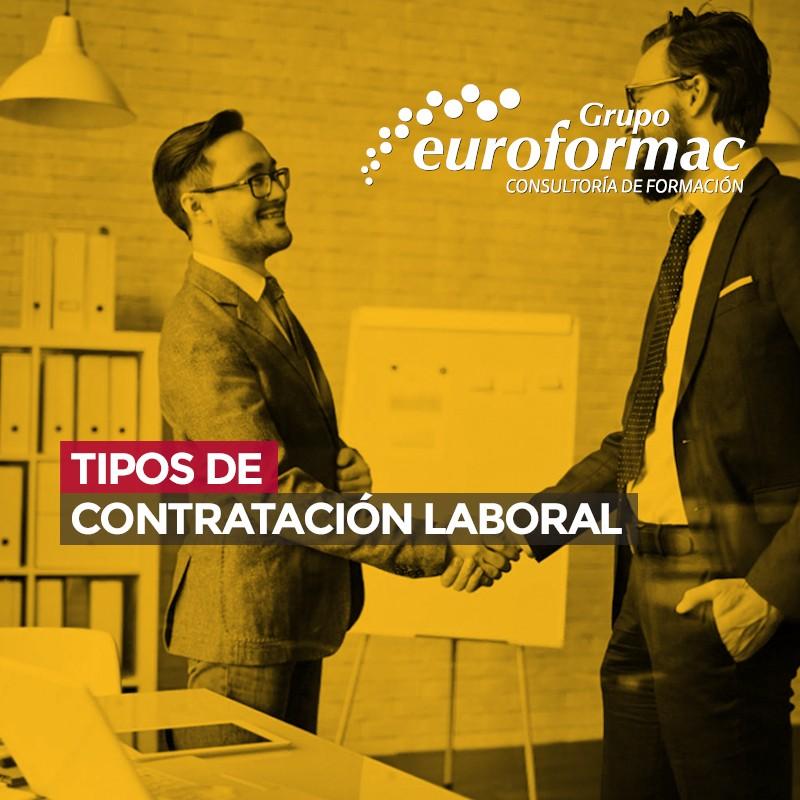 TIPOS DE CONTRATACIÓN LABORAL