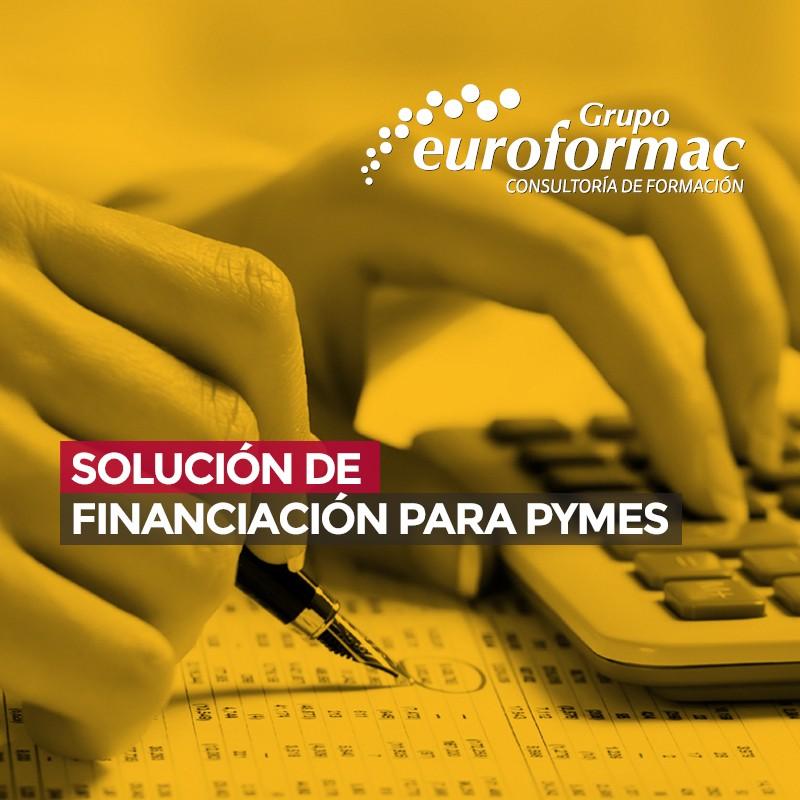 SOLUCIÓN DE FINANCIACIÓN PARA PYMES