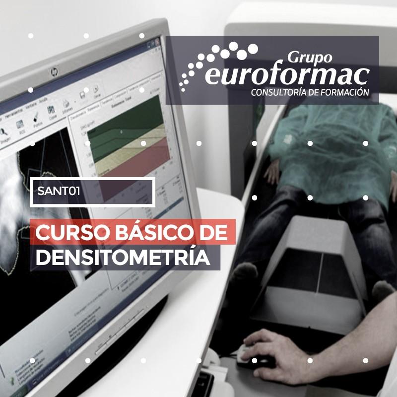CURSO BÁSICO DE DENSITOMETRÍA