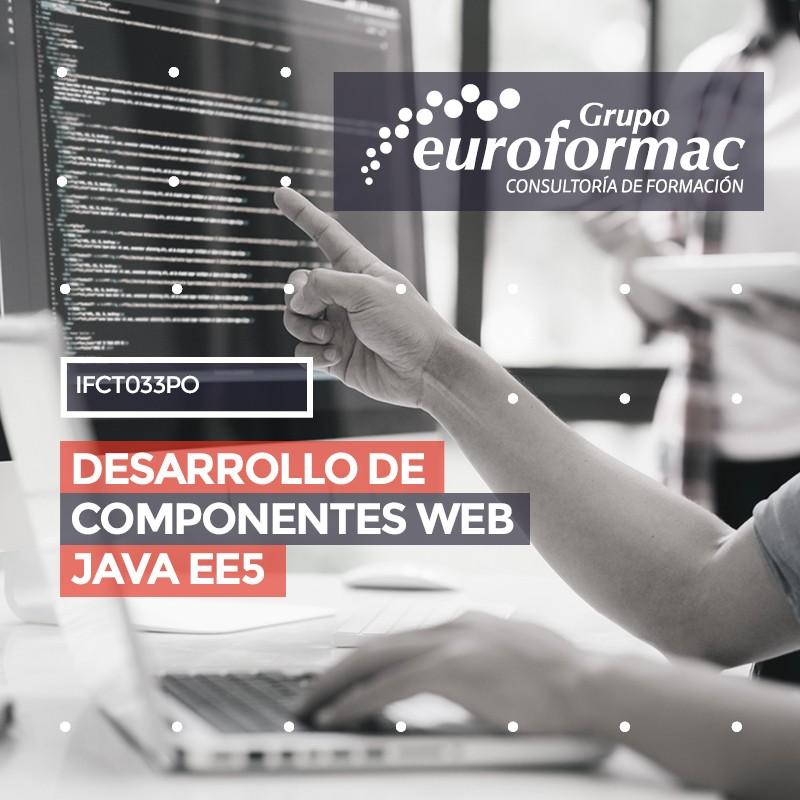 DESARROLLO DE COMPONENTES WEB JAVA EE5