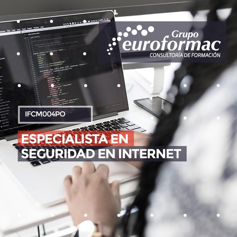 ESPECIALISTA EN SEGURIDAD EN INTERNET