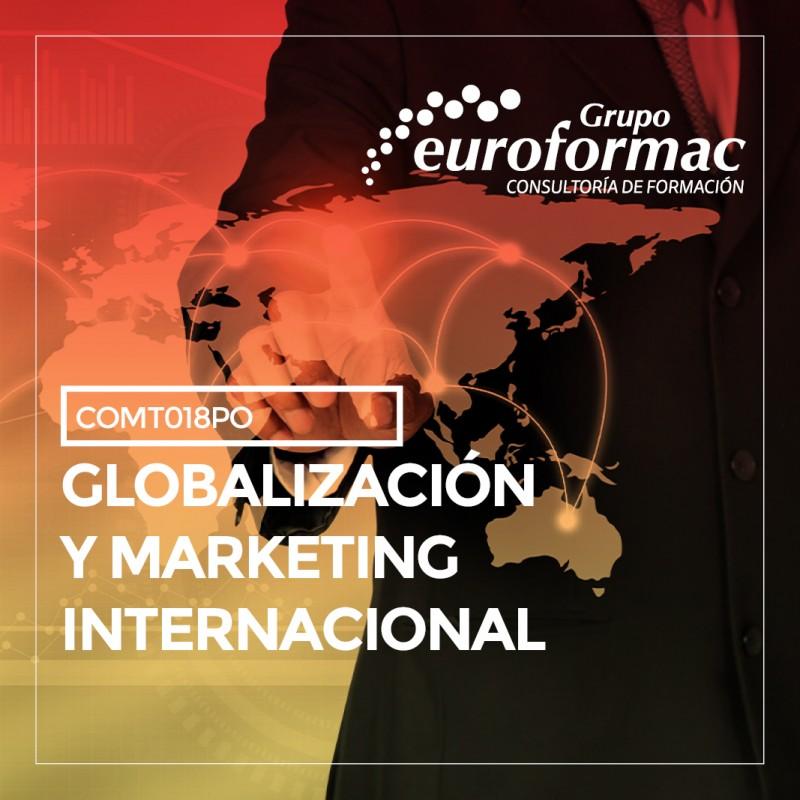 GLOBALIZACIÓN Y MARKETING INTERNACIONAL