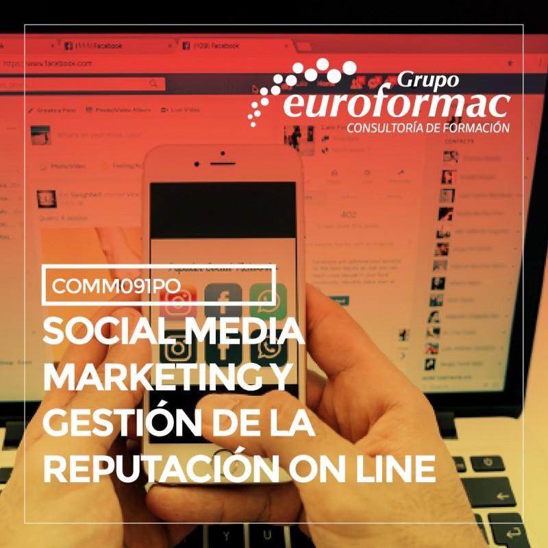 SOCIAL MEDIA MARKETING Y GESTIÓN DE LA REPUTACIÓN ON LINE