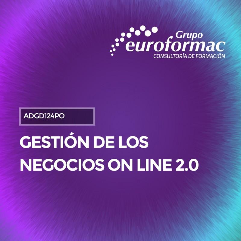 GESTIÓN DE LOS NEGOCIOS ON LINE 2.0