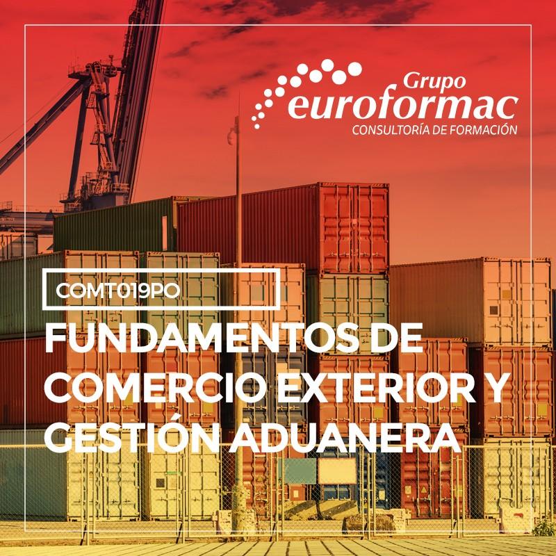 FUNDAMENTOS DE COMERCIO EXTERIOR Y GESTIÓN ADUANERA