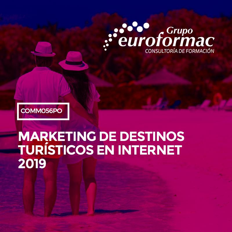 MARKETING DE DESTINOS TURÍSTICOS EN INTERNET 2019