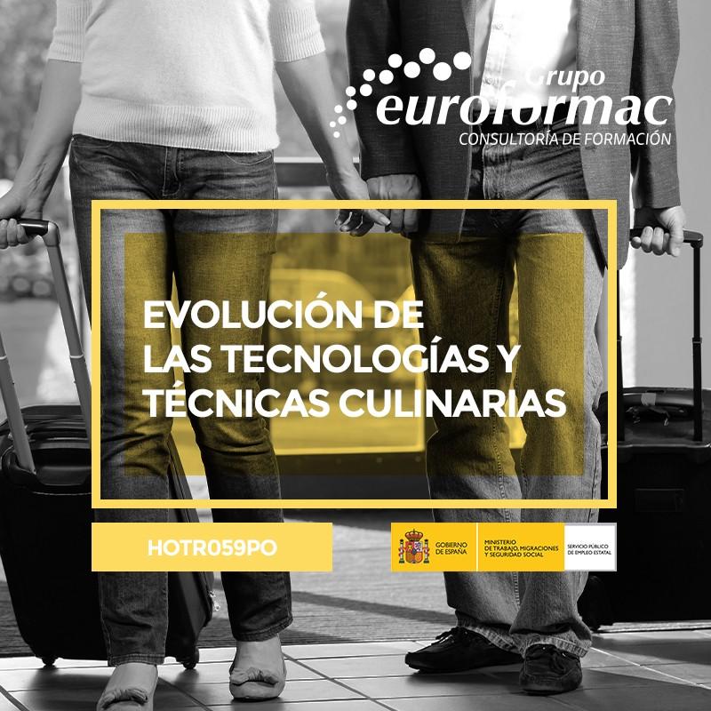 EVOLUCIÓN DE LAS TECNOLOGÍAS Y TÉCNICAS CULINARIAS
