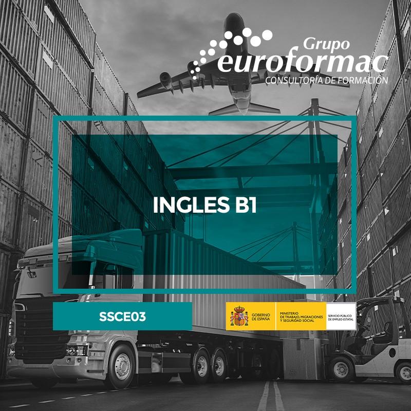 INGLÉS B1 (Transportes y Logística)