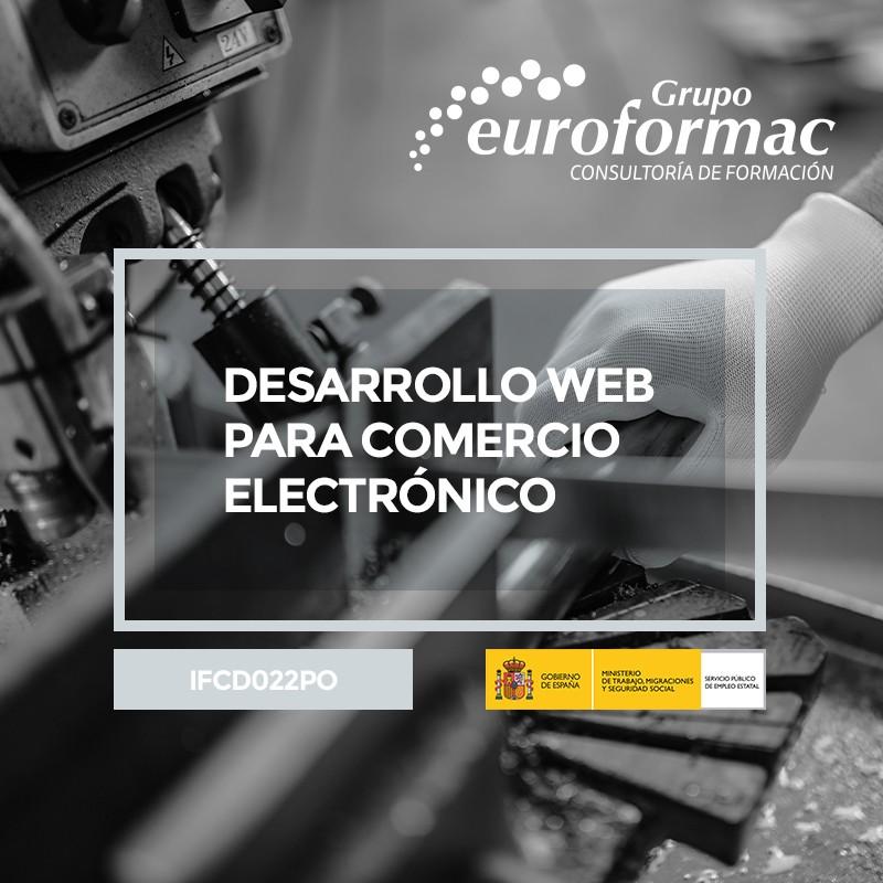DESARROLLO WEB PARA COMERCIO ELECTRÓNICO