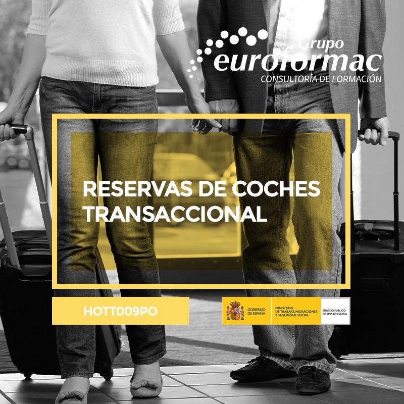 RESERVAS DE COCHES TRANSACCIONAL
