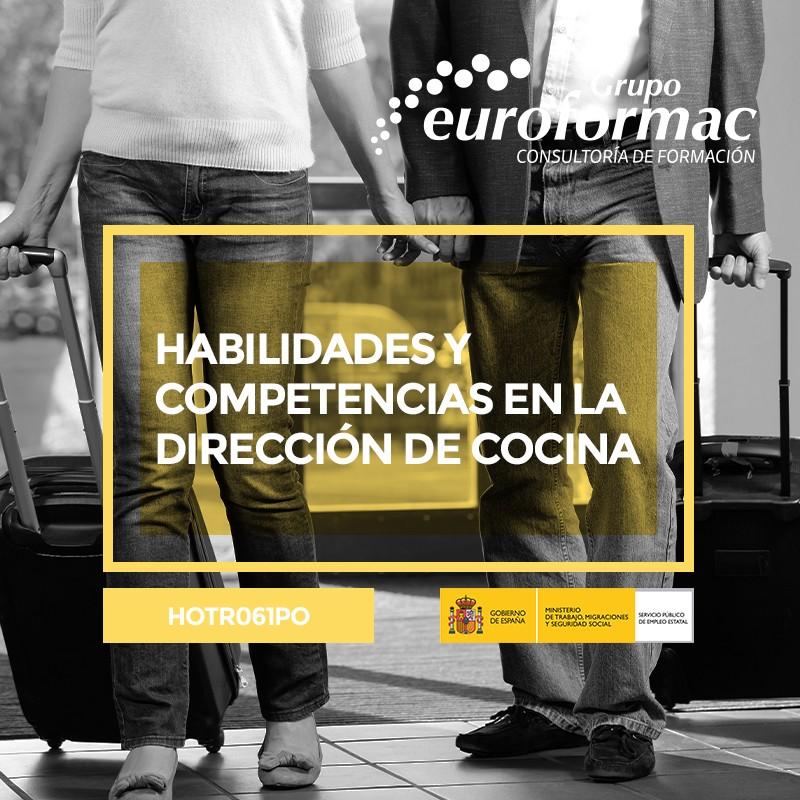 HABILIDADES Y COMPETENCIAS EN LA DIRECCIÓN DE COCINA
