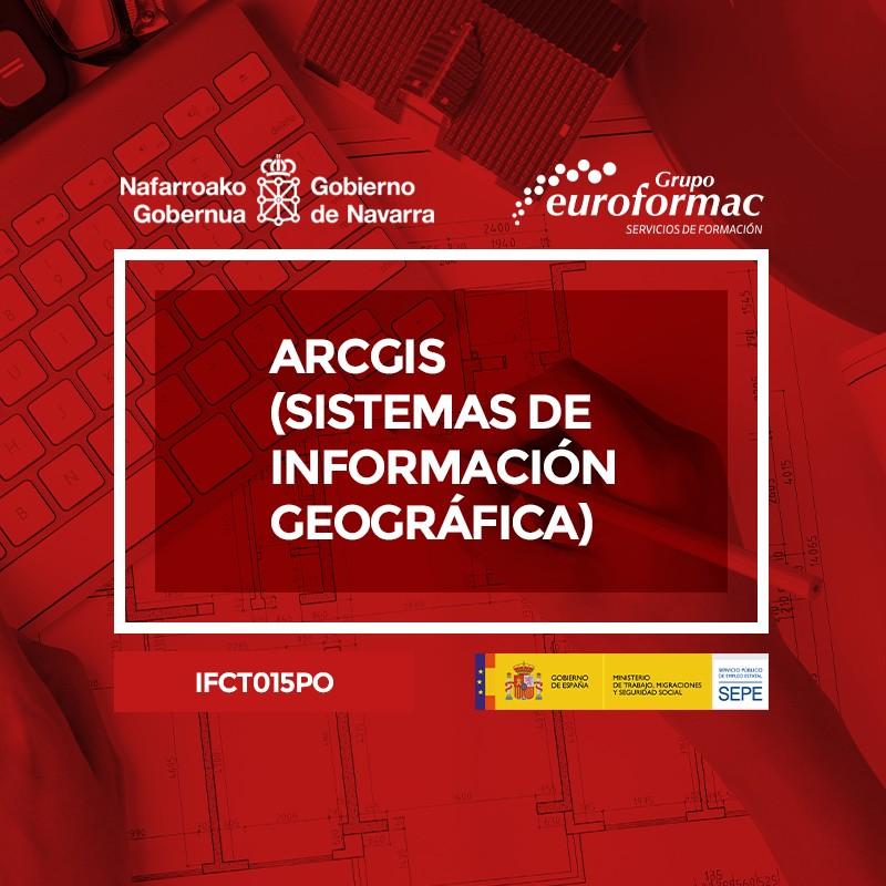 ARCGIS (SISTEMAS DE INFORMACIÓN GEOGRÁFICA)
