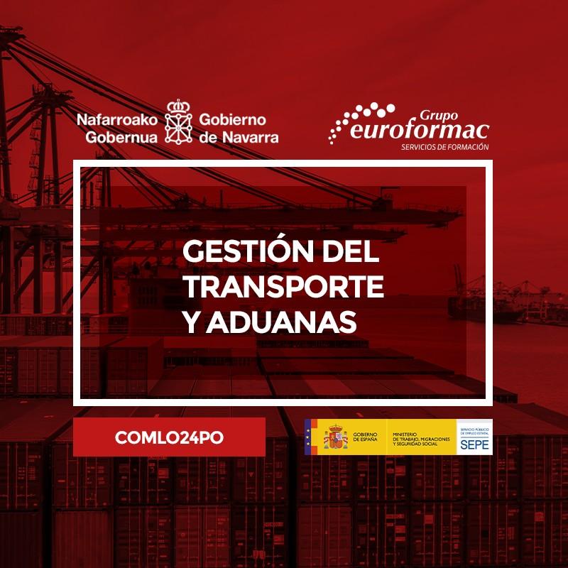 INTERNACIONALIZACIÓN DE PYMES: GESTIÓN DEL TRANSPORTE Y ADUANAS