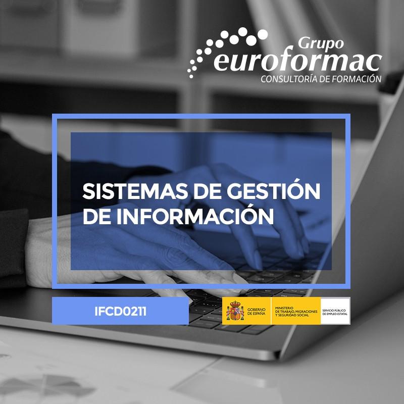 SISTEMAS DE GESTIÓN DE INFORMACIÓN
