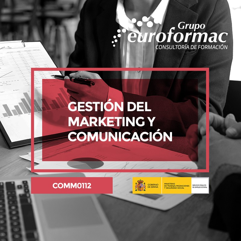 GESTIÓN DEL MARKETING Y COMUNICACIÓN