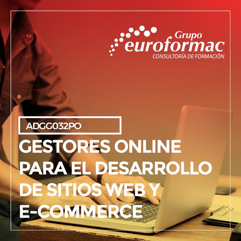 GESTORES ONLINE PARA EL DESARROLLO DE SITIOS WEB Y E-COMMERCE