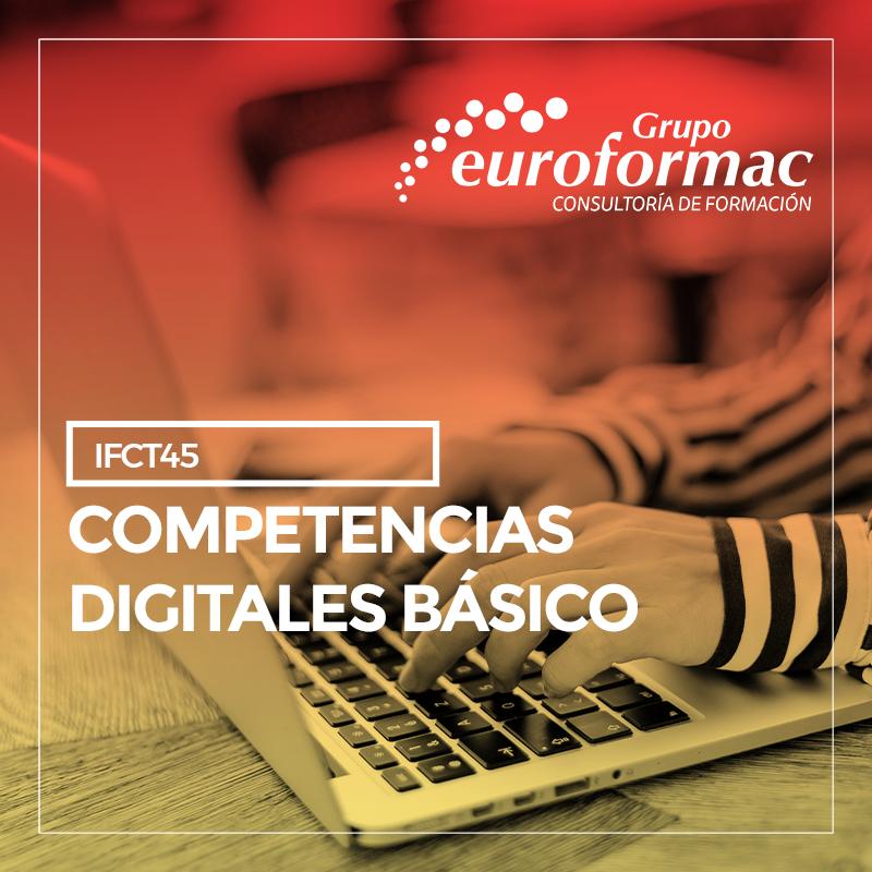 COMPETENCIAS DIGITALES BÁSICO