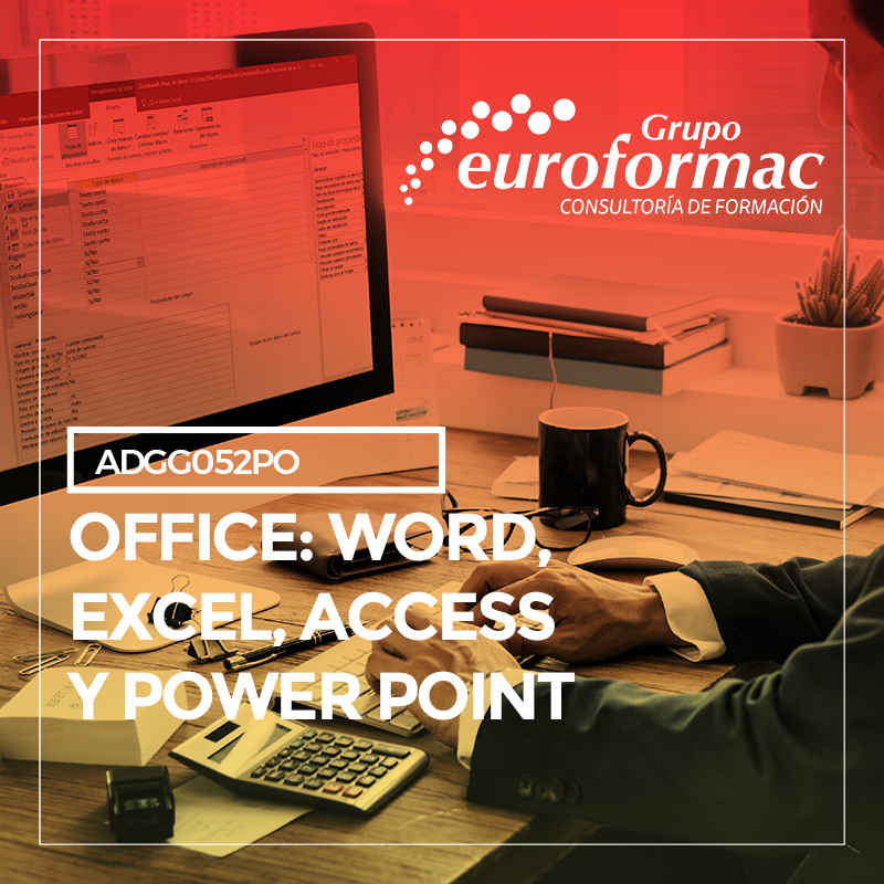 OFFICE: WORD, EXCEL, ACCESS Y POWER POINT