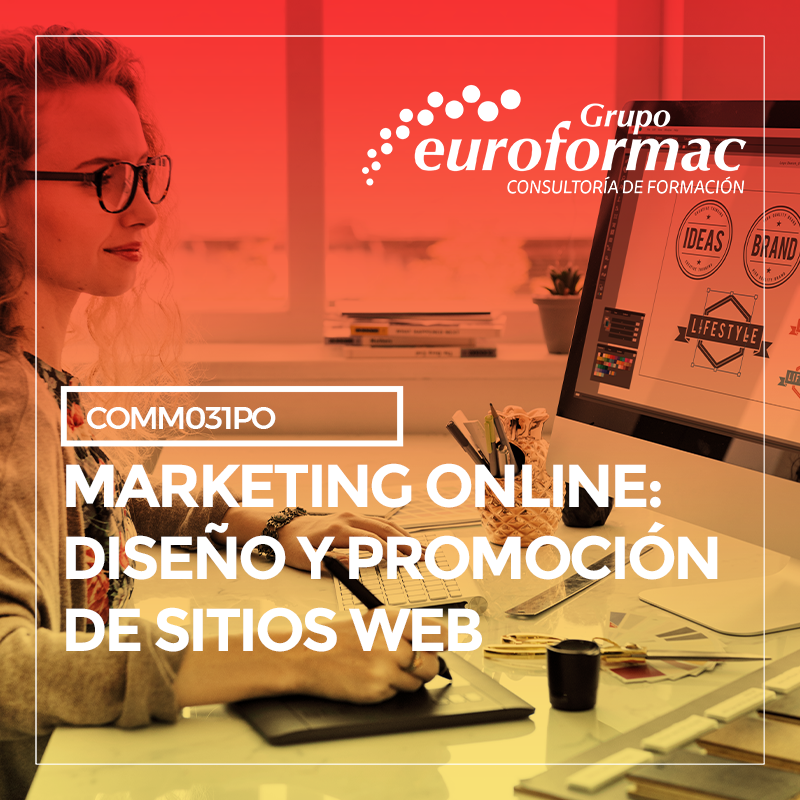MARKETING ONLINE: DISEÑO Y PROMOCIÓN DE SITIOS WEB