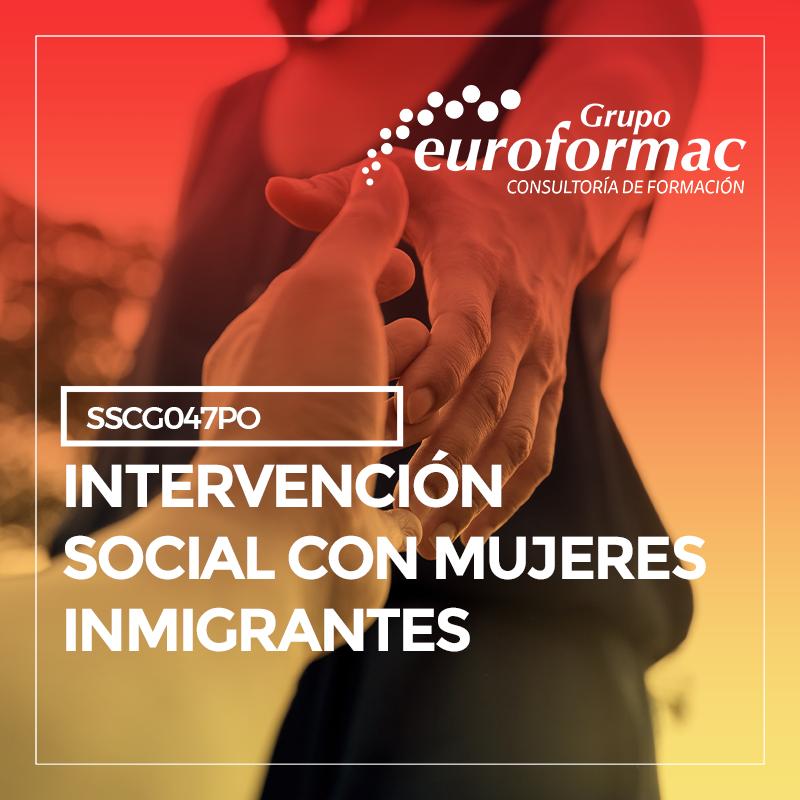 INTERVENCIÓN SOCIAL CON MUJERES INMIGRANTES