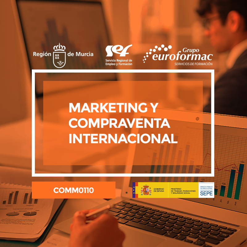 MARKETING Y COMPRAVENTA INTERNACIONAL (BILINGÜE INGLÉS)