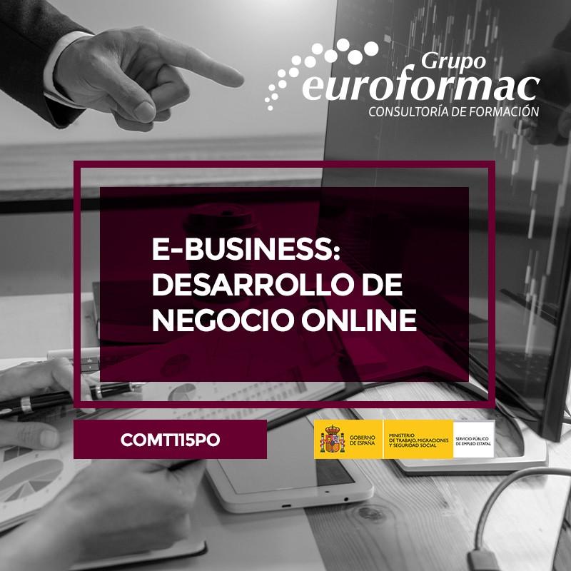 E-BUSINESS: DESARROLLO DE NEGOCIO ONLINE