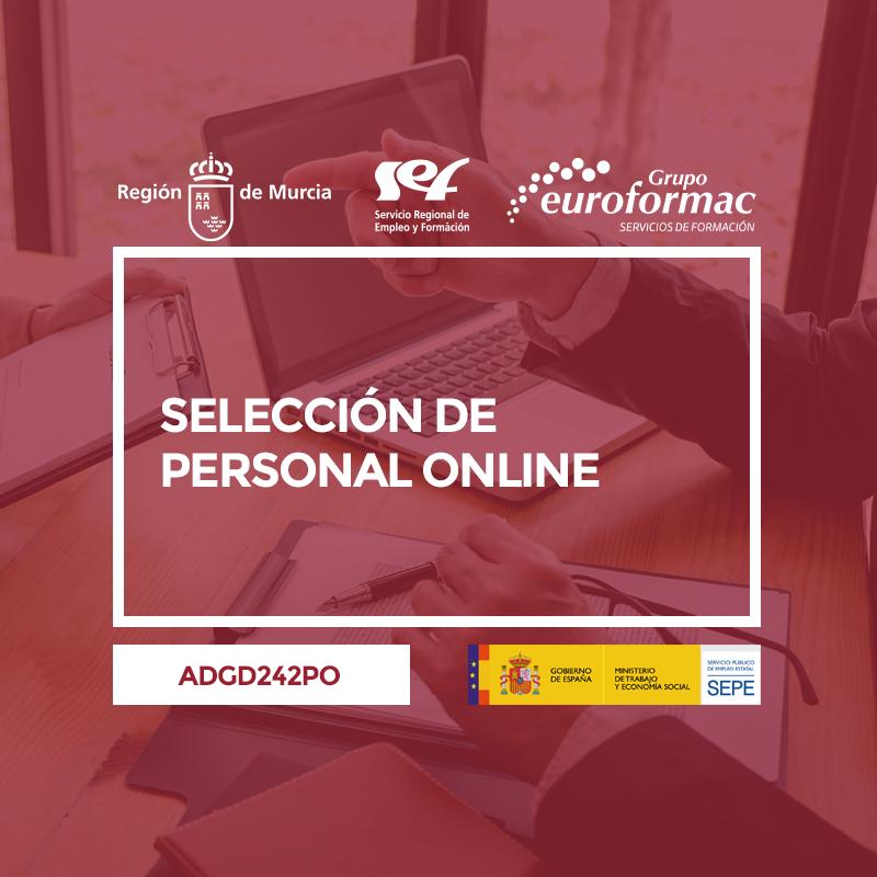 SELECCIÓN DE PERSONAL ONLINE