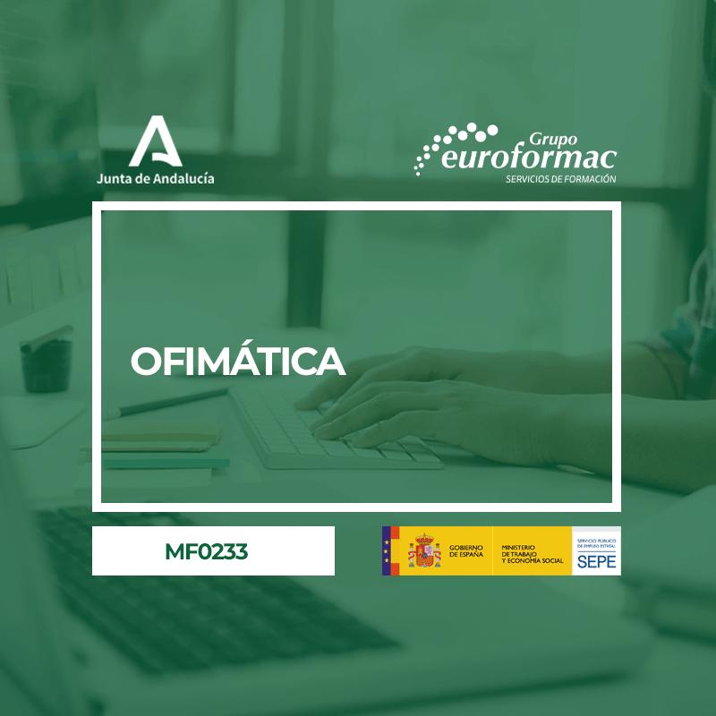 OFIMÁTICA (MF0233_2)