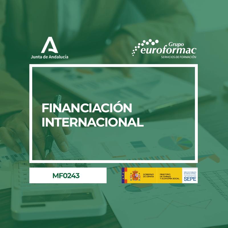 FINANCIACIÓN INTERNACIONAL (MF0243_3)