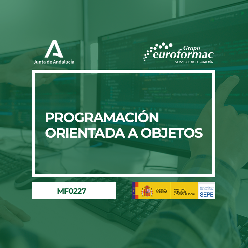 PROGRAMACIÓN ORIENTADA A OBJETOS (MF0227_3)