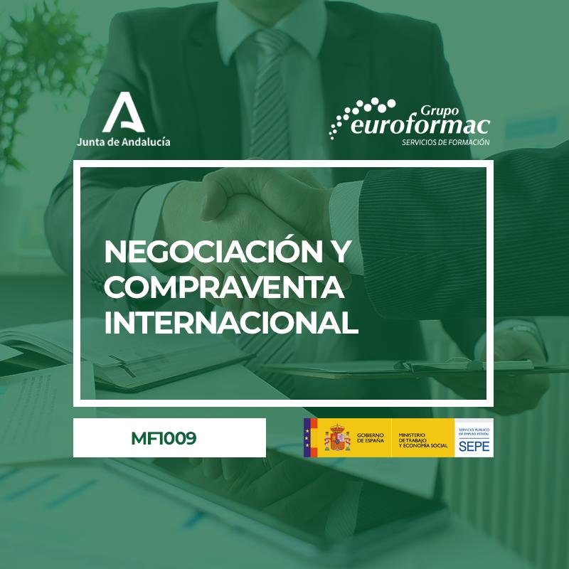NEGOCIACIÓN Y COMPRAVENTA INTERNACIONAL (MF1009_3)