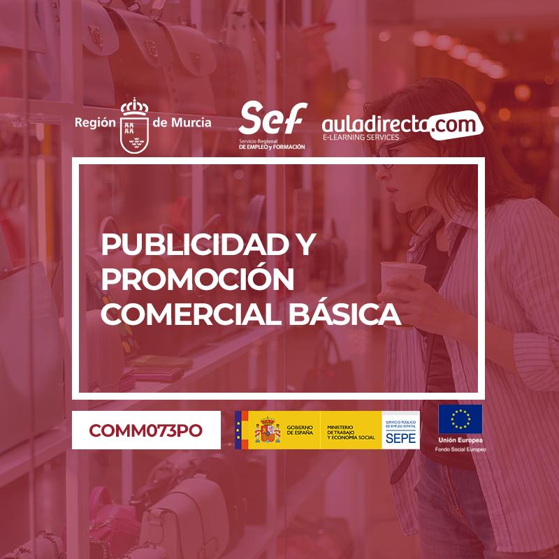 PUBLICIDAD Y PROMOCIÓN COMERCIAL BÁSICA