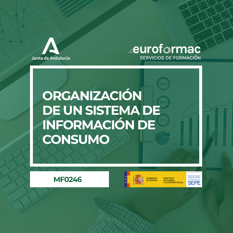 ORGANIZACIÓN DE UN SISTEMA DE INFORMACIÓN DE CONSUMO (MF0246_3)