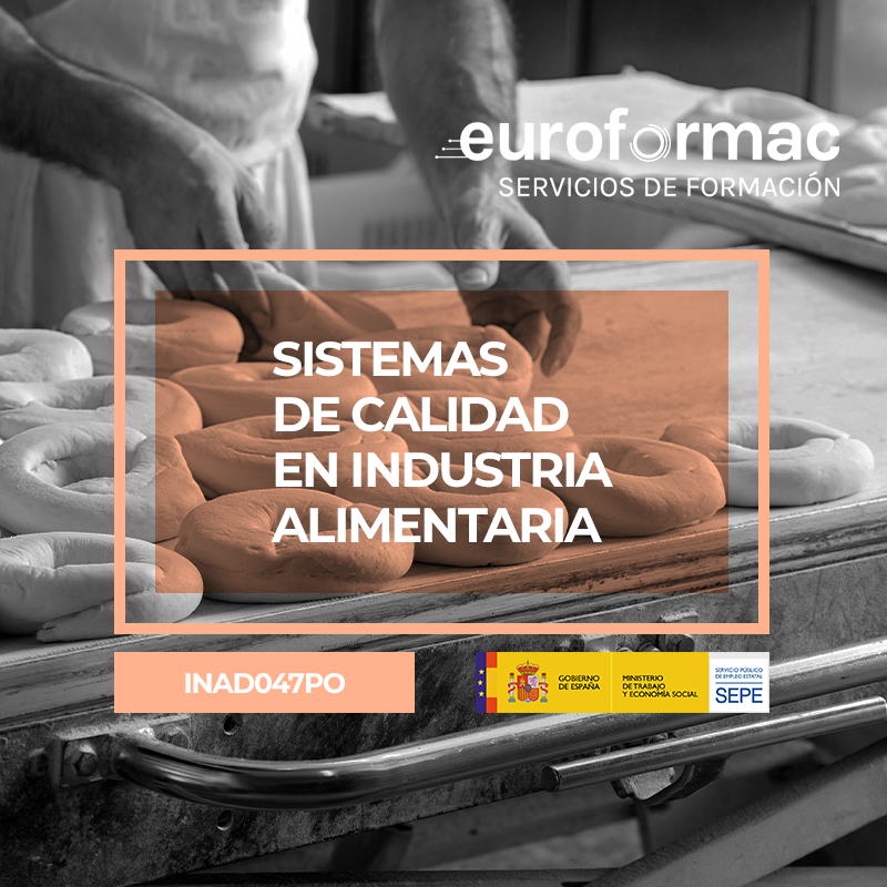 SISTEMAS DE CALIDAD EN INDUSTRIA ALIMENTARIA
