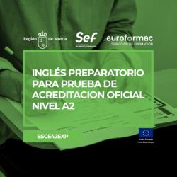 INGLÉS PREPARATORIO PARA PRUEBA DE ACREDITACIÓN OFICIAL NIVEL A2