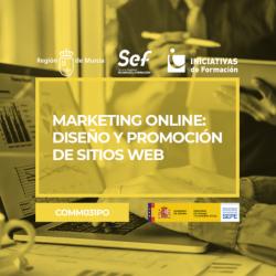 MARKETING ONLINE: DISEÑO Y PROMOCIÓN DE SITIOS WEB