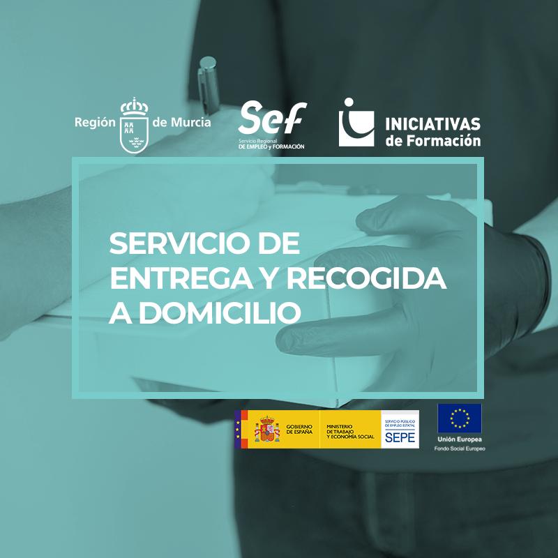 SERVICIO DE ENTREGA Y RECOGIDA A DOMICILIO