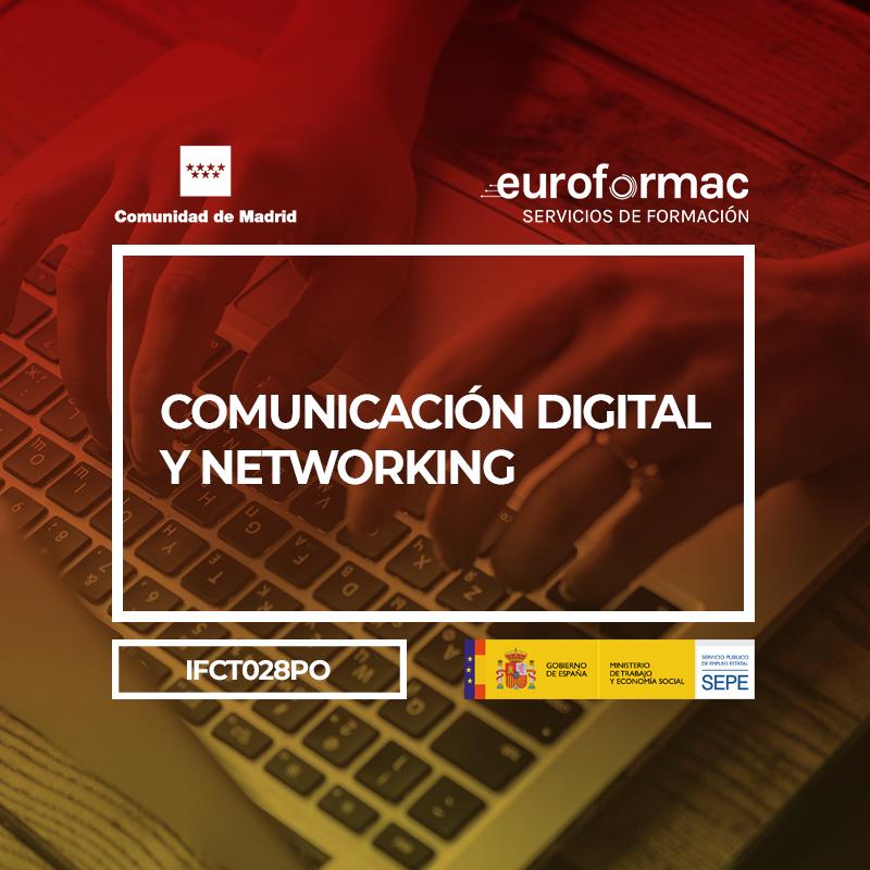 COMUNICACIÓN DIGITAL Y NETWORKING