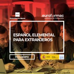 ESPAÑOL ELEMENTAL PARA EXTRANJEROS