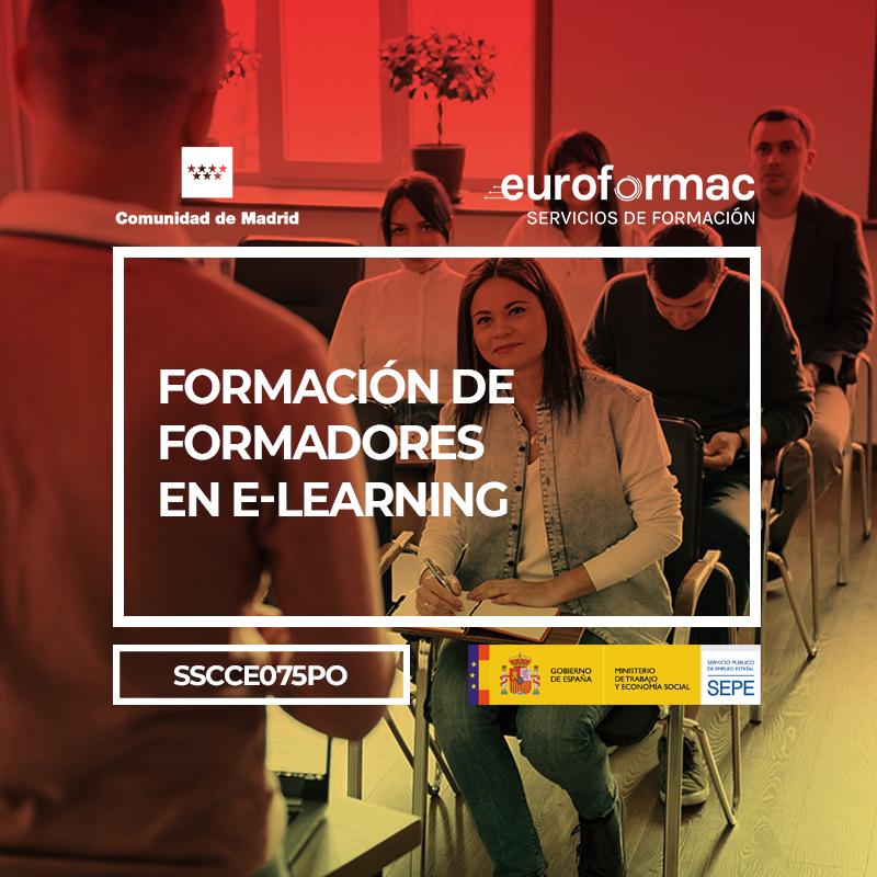 FORMACIÓN DE FORMADORES EN E-LEARNING