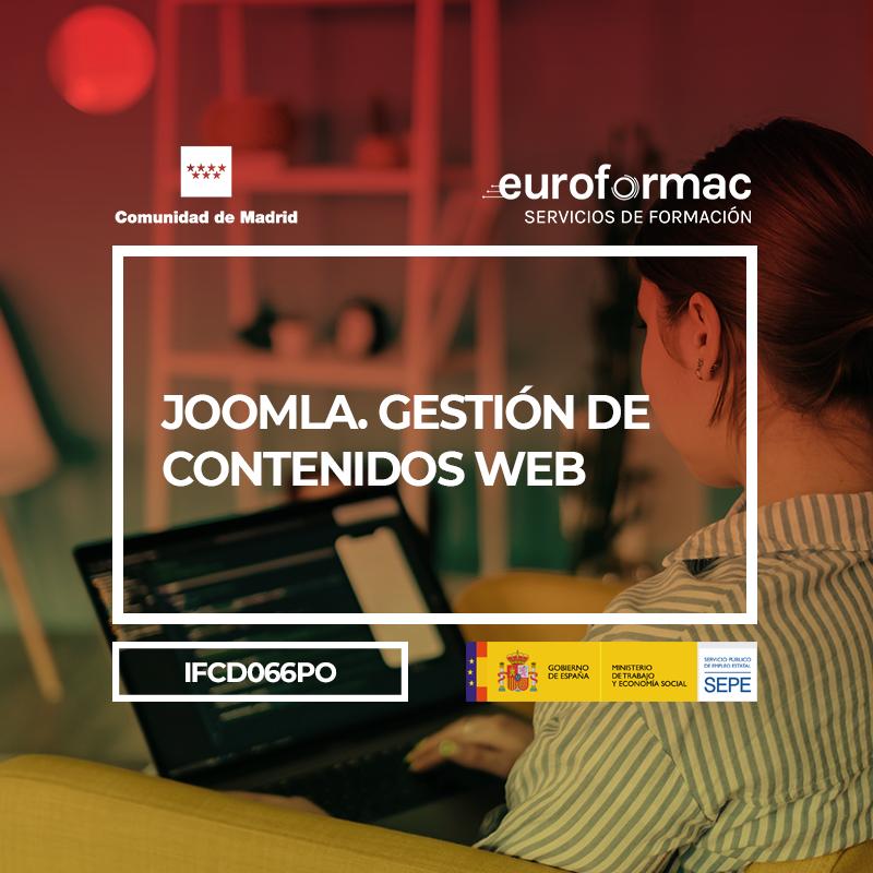 JOOMLA. GESTIÓN DE CONTENIDOS WEB
