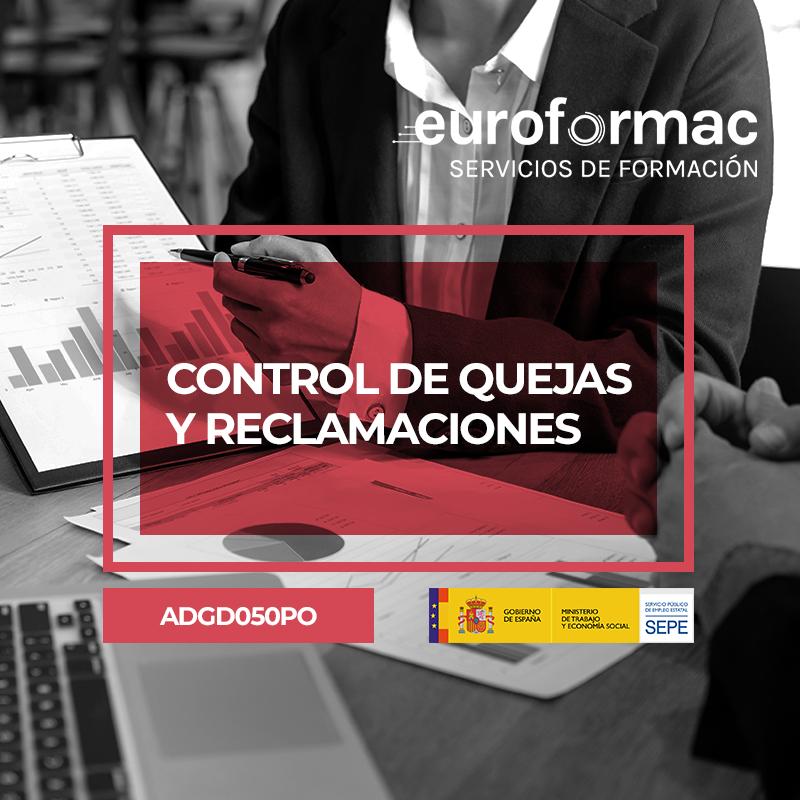 CONTROL DE QUEJAS Y RECLAMACIONES