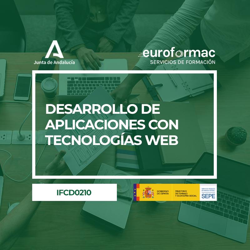 IFCD0210 - DESARROLLO DE APLICACIONES CON TECNOLOGÍAS WEB