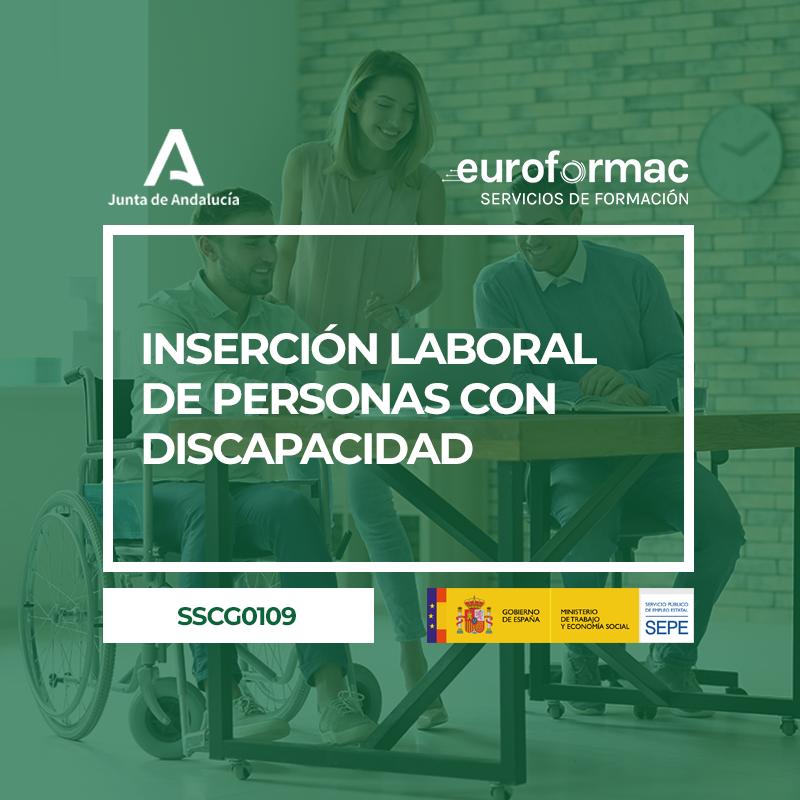 SSCG0109 - INSERCIÓN LABORAL DE PERSONAS CON DISCAPACIDAD