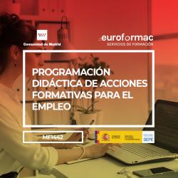 PROGRAMACIÓN DIDÁCTICA DE ACCIONES FORMATIVAS PARA EL EMPLEO (MF1442_3)