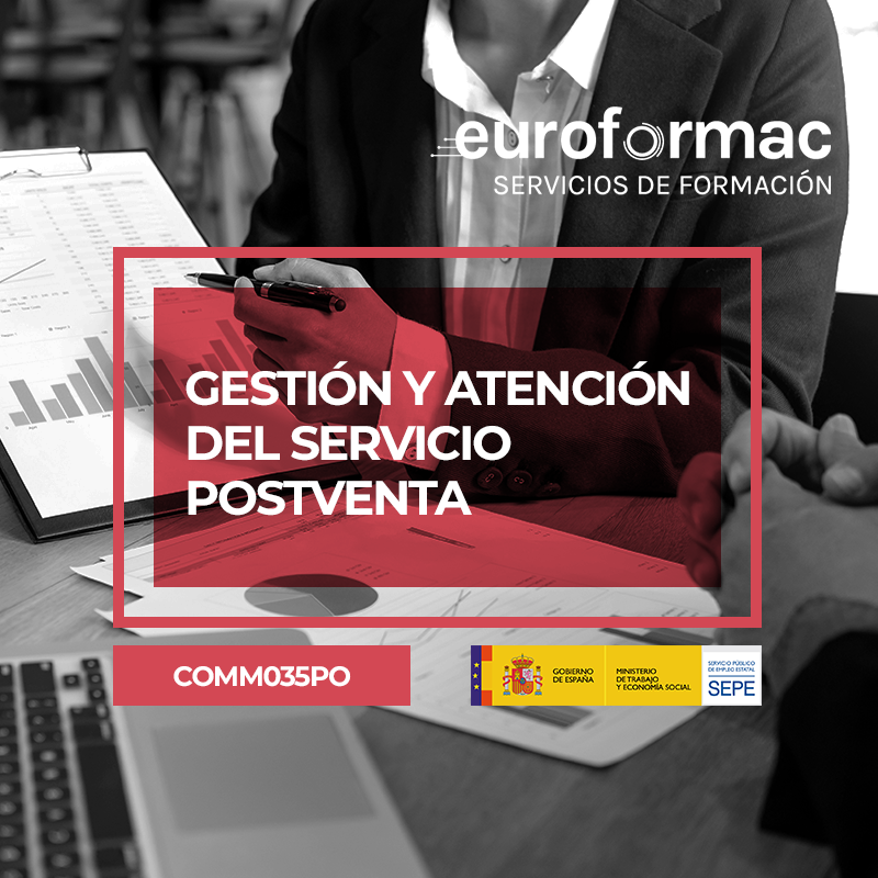 GESTIÓN Y ATENCIÓN DEL SERVICIO POSTVENTA