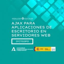 AJAX PARA APLICACIONES DE ESCRITORIO EN SERVIDORES WEB
