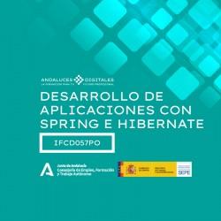 DESARROLLO DE APLICACIONES CON SPRING E HIBERNATE