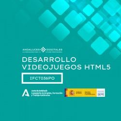 DESARROLLO VIDEOJUEGOS HTML5
